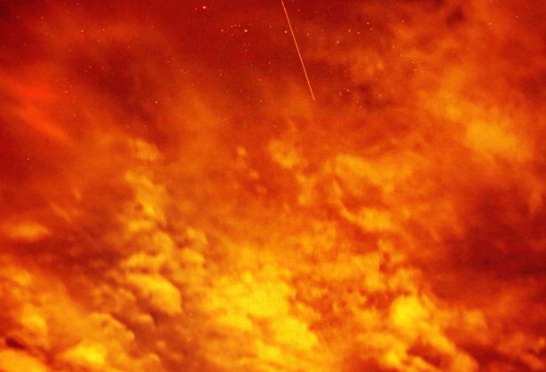KEYHOLE/IMPROVED CRYSTAL Optical Treconnaissance Satellite Near Scorpio (USA 129)