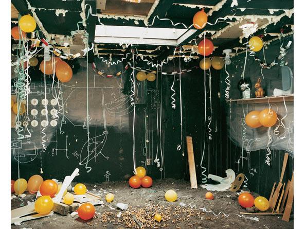 Untitled IV (balloons)