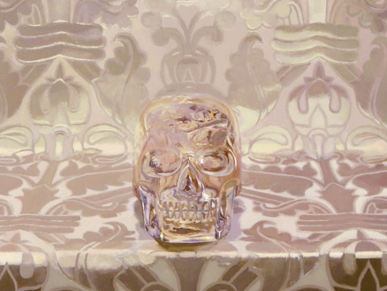 Untitled (Crystal Skull 2)
