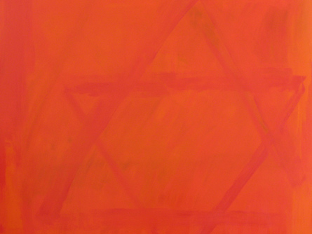 Star of David (orange)