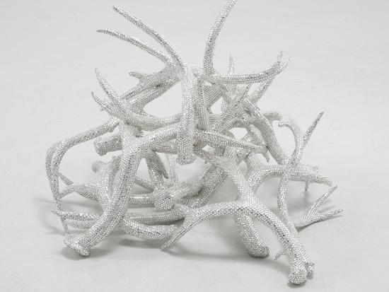 Untitled (Antler Pile)