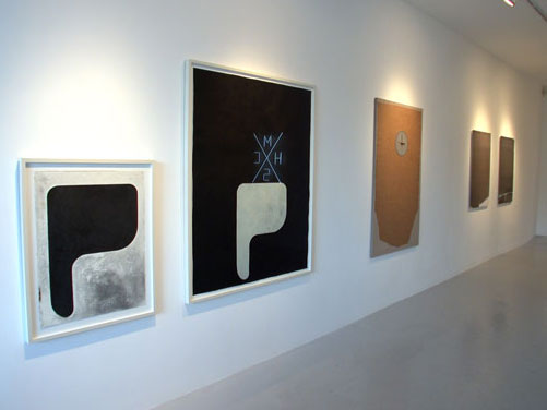 Trifecta Installation View