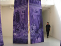 "Adam Cvijanovic ""Colossal Spectacle"" Installation View"