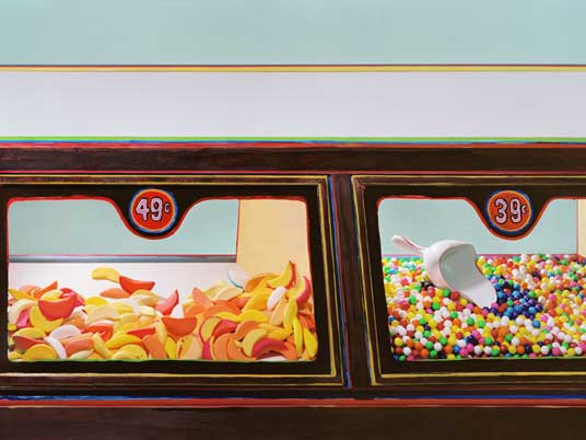 """Candy Counter 1963"""