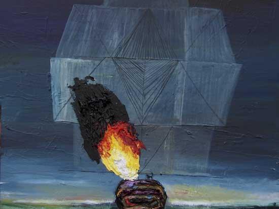 """Ghost Ship #2"""