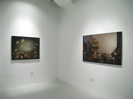 Carl Hammoud installation view 2
