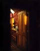 """Red Bedroom (Doorway)"" from the series ""The Nutshell Studies of Unexplained Death"""