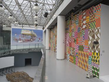 Installation view, \'Nuart', 2006