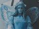 Blue Fairy on Street