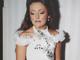 Miss Model, Fake Tan, White Dress