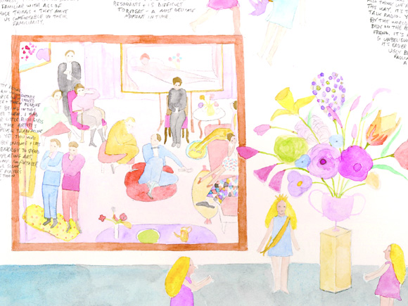 Museum Visit: Beauty Contest (Misery is a luxury most of us can\'t afford/Florine Stettheimer)