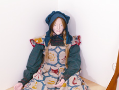 Pioneer Doll (for Hobby Horse)