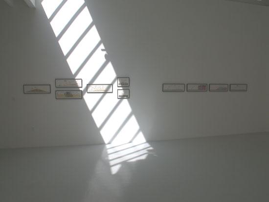 Amy Wilson, Installation view 9
