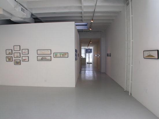 Amy Wilson, Installation view 10