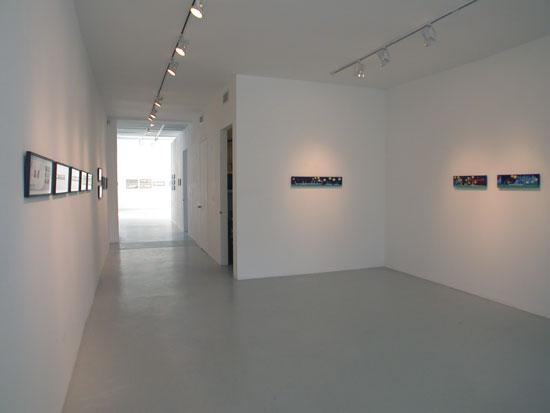 Amy Wilson, Installation view