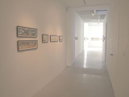 Amy Wilson, Installation view 2