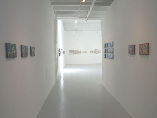 Amy Wilson, Installation view 3