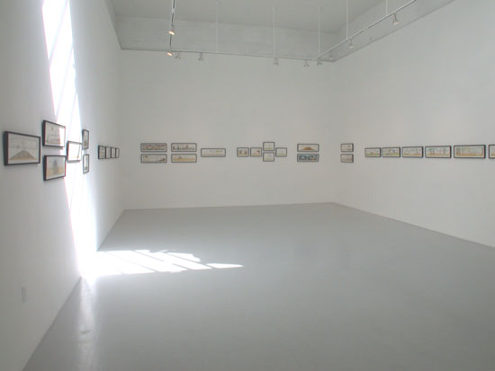 Amy Wilson, Installation view 4