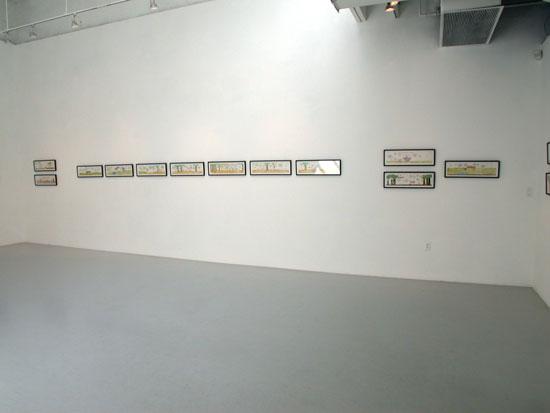Amy Wilson, Installation view 5