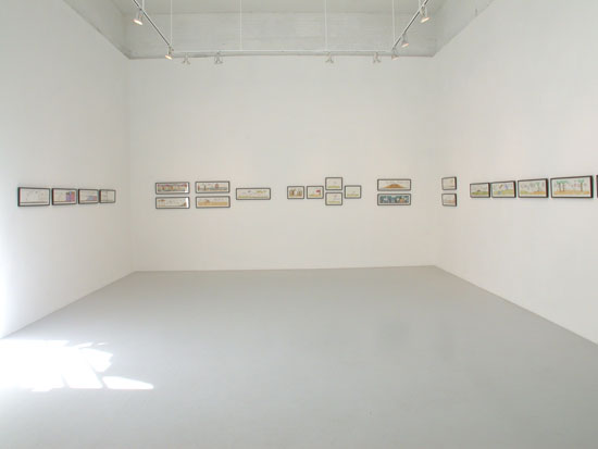 Amy Wilson, Installation view 6