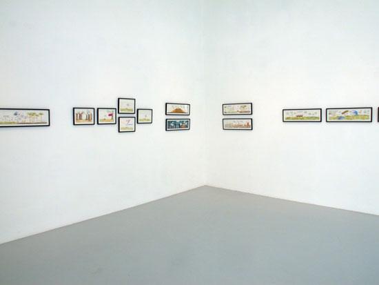 Amy Wilson, Installation view 7