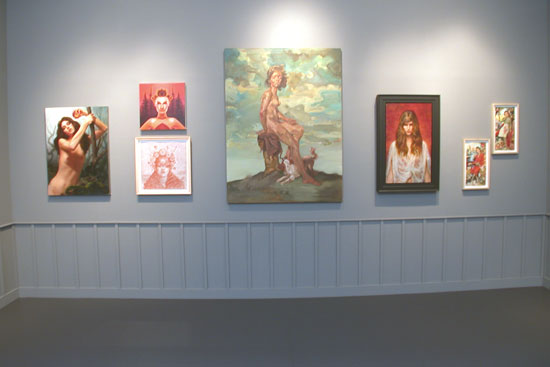 Idols of Perversity Installation View 8
