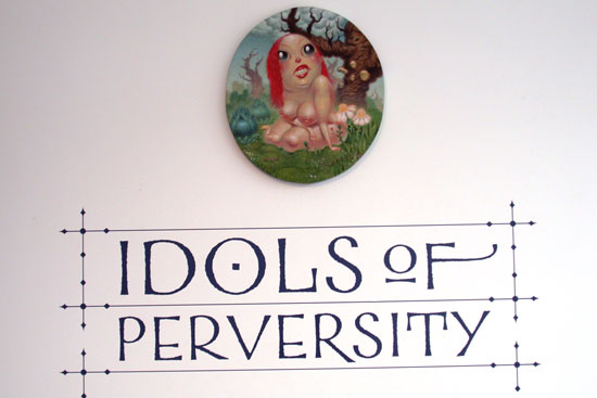 Idols of Perversity Installation View