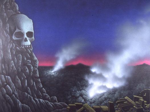 """""""Skull Mountain"""""""