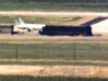 Unmarked 737\'s/Tonopah Test Range, NV/Distance ~18 miles/12:36 pm